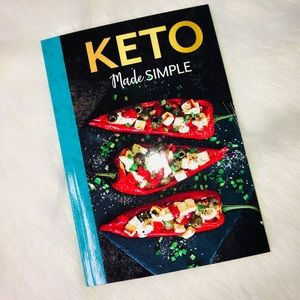 Keto Made Simple by Judith A Pearce Cookbook